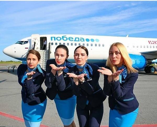 «Победа» запустит каждодневные рейсы изПетербурга в столицу Российской Федерации