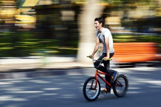 Нанабережной Фонтанки закончили работу над велодорожками
