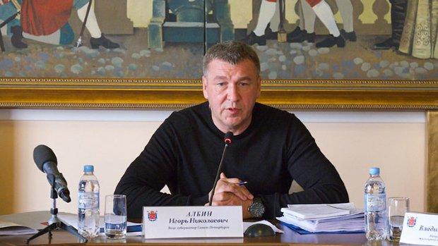 Вице-губернатор Игорь Албин раскритиковал работу комитета построительству