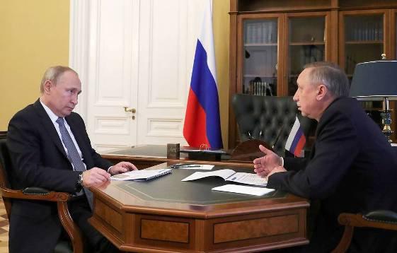 Беглов: электронные визы позволят увеличить турпоток в Петербург до 12 млн человек в год